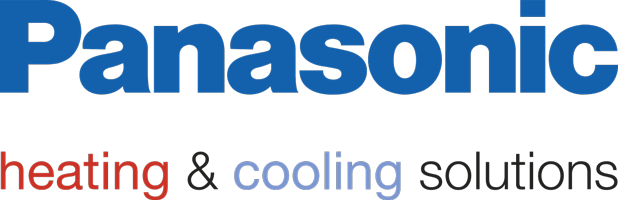 logo panasonic heating and cooling solutions